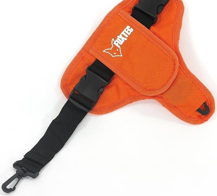 Bezpečnostní pás pro vozíky oranžový 86292cfeb9