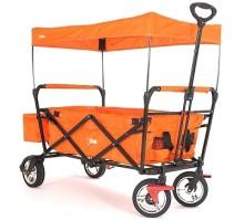 Skládací vozíky - Bollerwagen